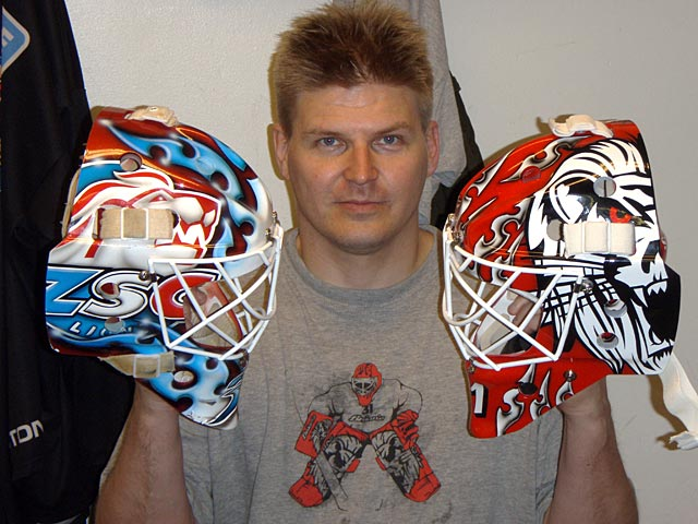 Maskien maalaus osaksi Goaliepron palvelua