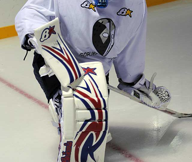 Bernd Bruckler, Nizhny Novgorod Torpedo / KHL, uudet varusteet