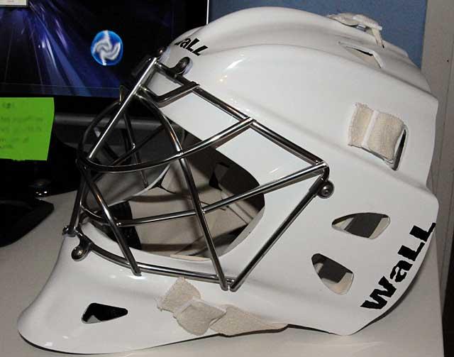 Wall W 10 maskit nyt myös lyhyellä leualla ja vahvistetulla verkolla