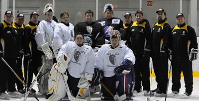 Goaliepro June 2012 camp now open for foreign students