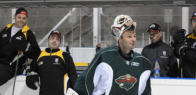 Apply now for 2012 Goaliepro mentoring program