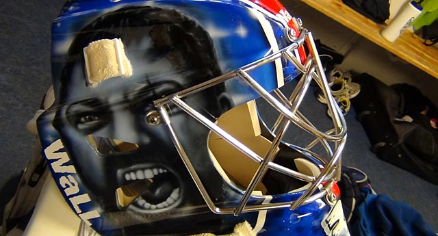 "New mask for Bernd Bruckler – ""This is Sibir"""