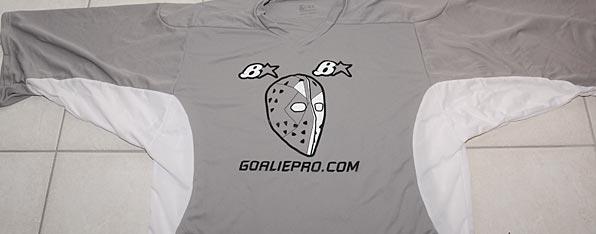 Uudet GoaliePro maalivahdin treenipaidat saapuneet