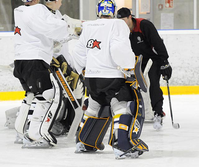 Photo's from GoaliePro Clinic