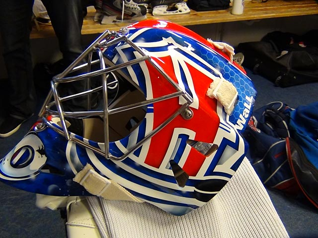 """New mask for Bernd Bruckler – """"This is Sibir"""""""