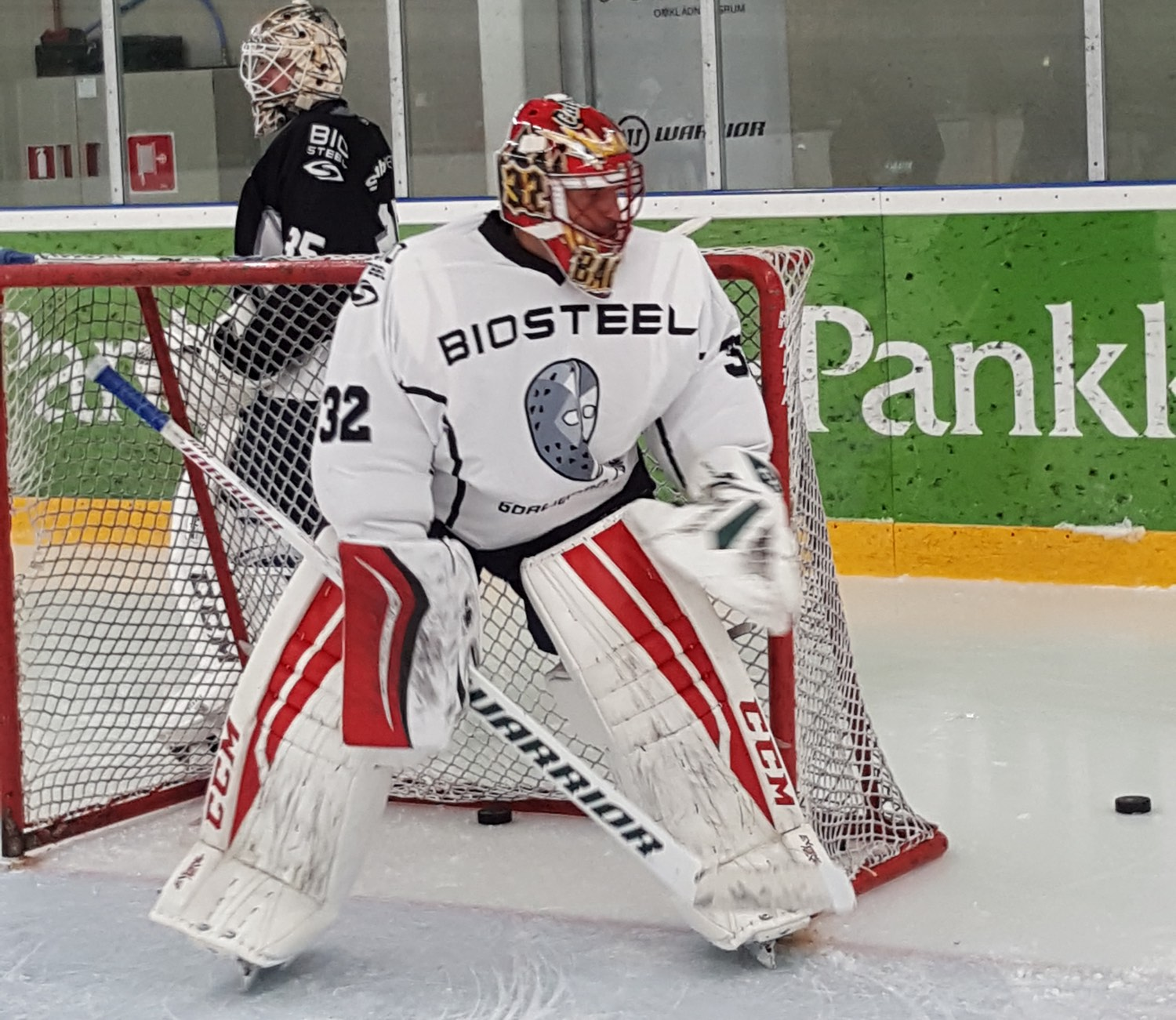 Goaliepro Main Camp 2018 For Competitive Goalies Espoo Finland