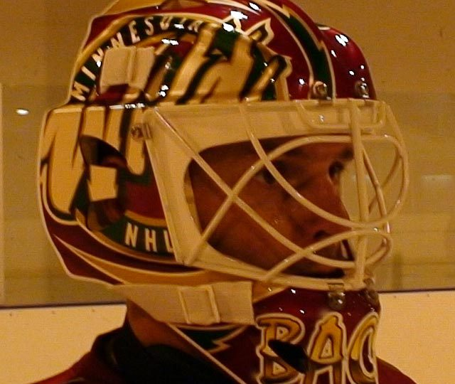 Pro ja muiden maalivahtien W10 maskien toimitukset alkoivat- Deliveries of W10 masks to pro and other goalies have started