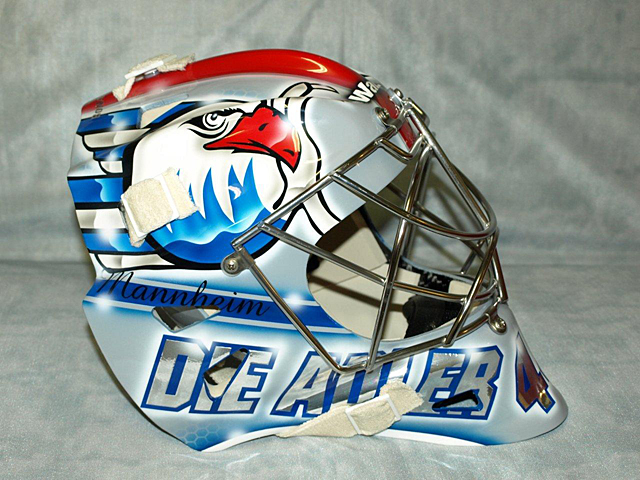 Mask gallery 1 – Europe, KHL etc masks