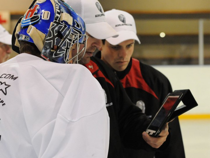 What GoaliePro mentorship has ment to me by Jack Hartigan