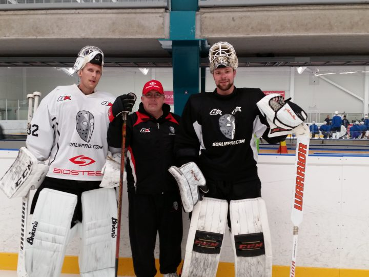 GoaliePro camp 2017 – June 5-9 – Leppävaara