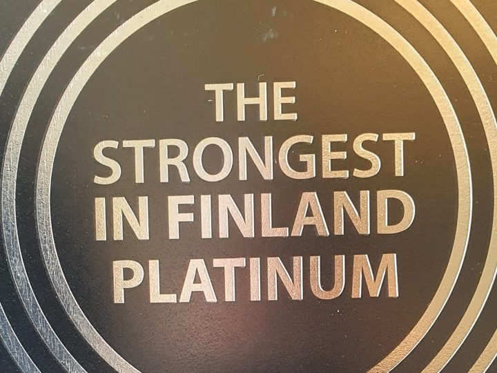GoaliePro amongst the strongest companies in Finland